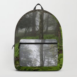 Great Smoky Mountains National Park - Forest Fern Adventure Backpack