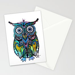 A Hoot That Ms. Mel Stationery Cards