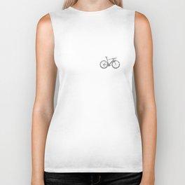 White Jersey Rookie Champ Bike Race Cycling Silver Biker Tank