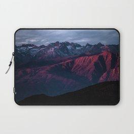 Red mountain 4 Laptop Sleeve