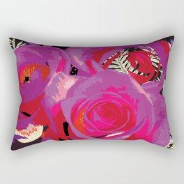 Flowers series_v02 Rectangular Pillow