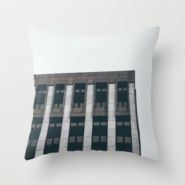Brute Throw Pillow