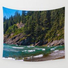 Oswald Beach, Oregon Wall Tapestry