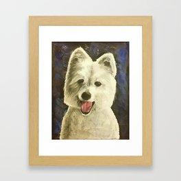 Sammy! Framed Art Print