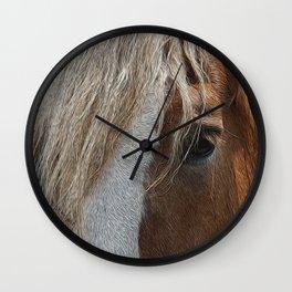 A Trusted Friend Wall Clock