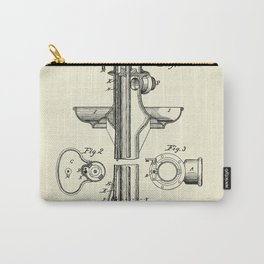 Combined Fire and Drinking-Hydrant-1876 Carry-All Pouch