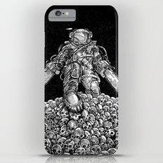 Texas Chainsaw Astronaut: New Moon iPhone 6 Plus Slim Case