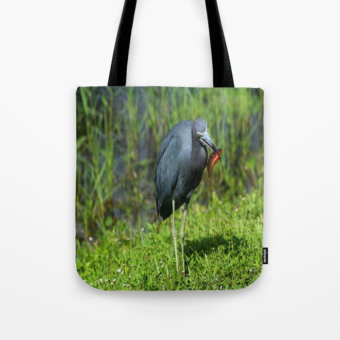 Little Blue´s Lunch Tote Bag