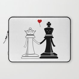 Chess love #3 Laptop Sleeve