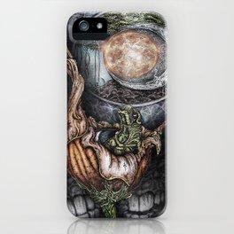 The Beginning iPhone Case