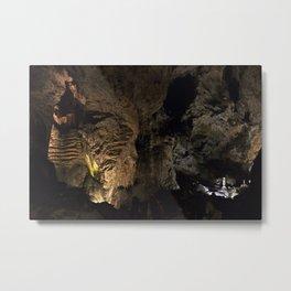 Carlsbad Caverns VII Metal Print