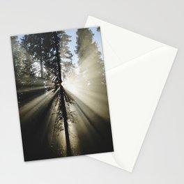 Umpqua Rays Stationery Cards