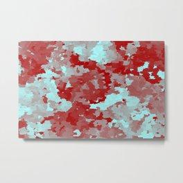 Abstract Art 004 Metal Print