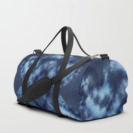 Topanga Tie-Dye Blue Duffle Bag