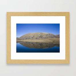 Lake Clearwater, one Framed Art Print