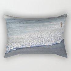 Face It Head On Rectangular Pillow