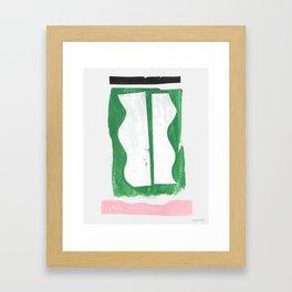 Avalon III Framed Art Print