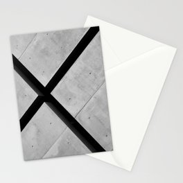 Concrete Architecture Photography Stationery Cards