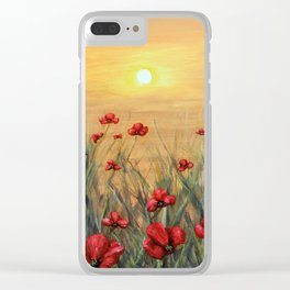 Remembrance Clear iPhone Case
