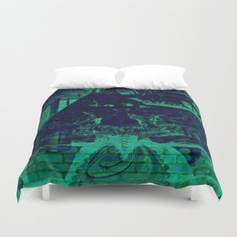 Wall Art Duvet Cover