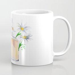 Daisy Perfume Coffee Mug