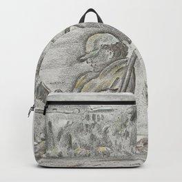 Beach Reader Backpack