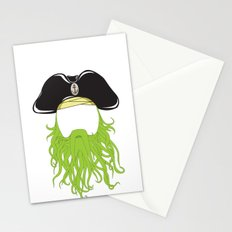 Davy Jones Stationery Cards