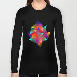 triangle ride Long Sleeve T-shirt