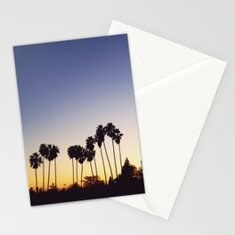 California Sunsets Stationery Cards