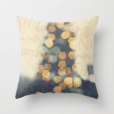 Treekeh Throw Pillow