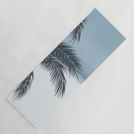 Palm and Ocean Yoga Mat