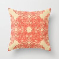 wild things Throw Pillows featuring Wild Things by monasita