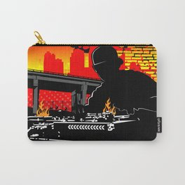 Scratching Hits Carry-All Pouch