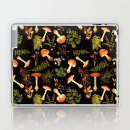 Vintage & Shabby Chic - Night Forest Garden Laptop & iPad Skin