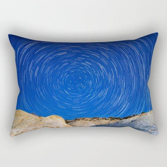 Up To the Milky Way Rectangular Pillow