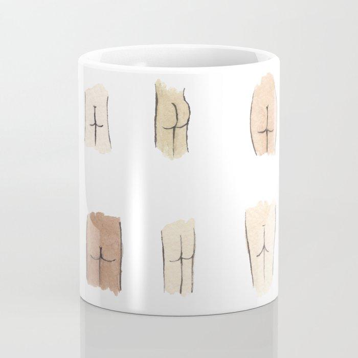Butts Coffee Mug