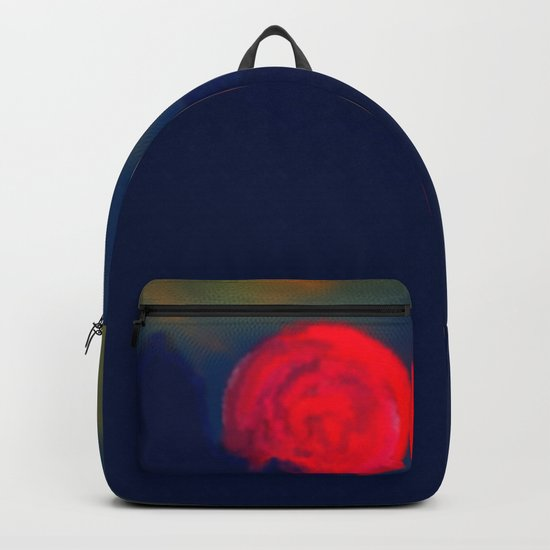 Red Moon Backpack