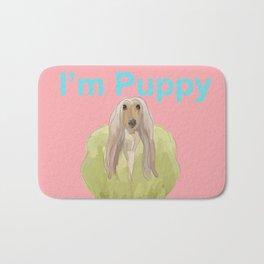 I'm Puppy Bath Mat