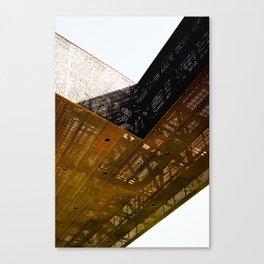 Structure 0801 Canvas Print