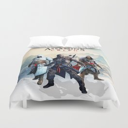 Assassin Duvet Cover