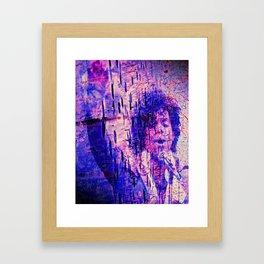 """Can You Make It Rain Harder?"" Framed Art Print"