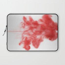 Red ink drop Laptop Sleeve