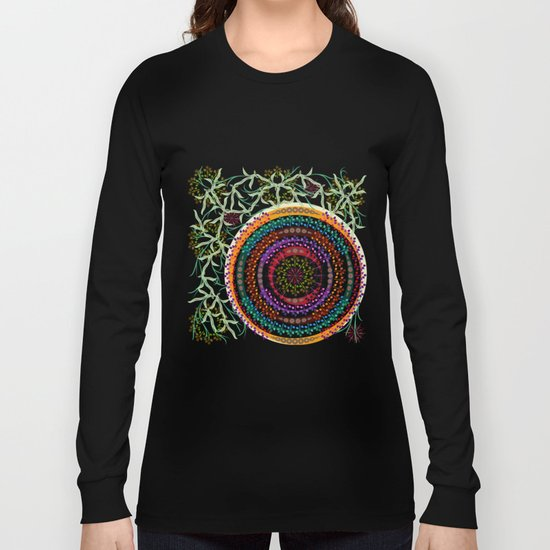 Dense Jungle Long Sleeve T-shirt