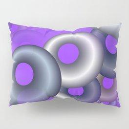 3D abstraction -12- Pillow Sham