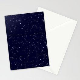 Astres / Stars / Luminary / Night Sky / Stars starry sky Stationery Cards
