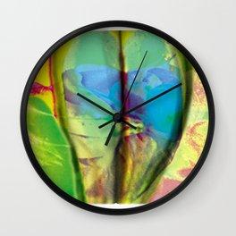 Halbseiden Fruit Wall Clock