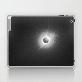 Solar Eclipse -2017 Laptop & iPad Skin
