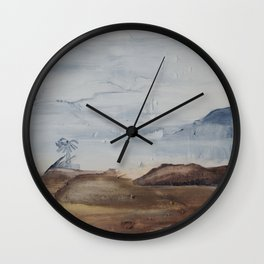 Afterwards Wall Clock