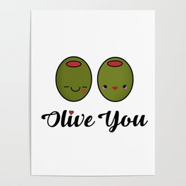 Olive You! Poster