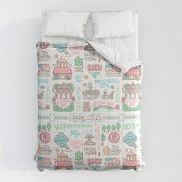 Park Cities Comforters